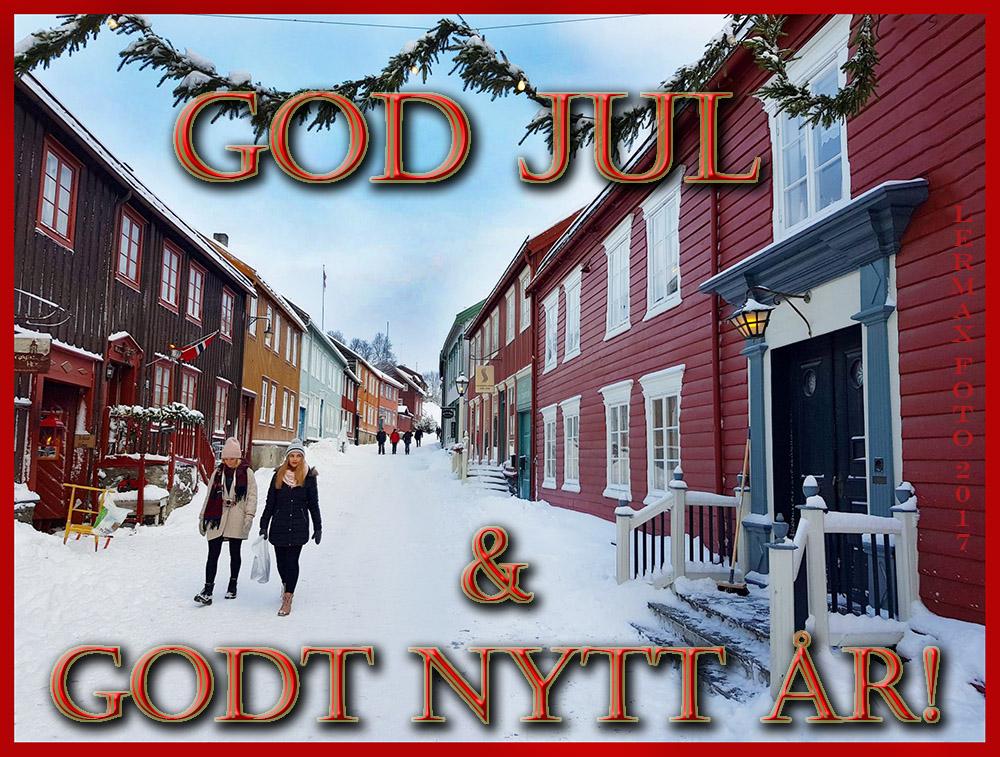 God Jul & Godt Nytt År