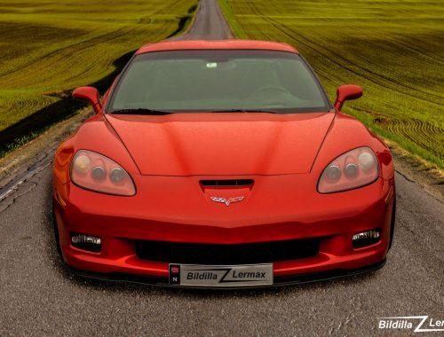 Corvette mix