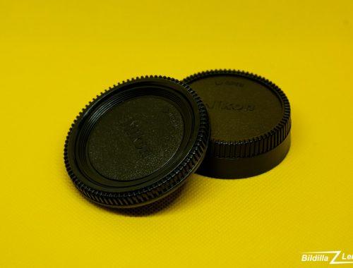 Salg på kamera og objektiv deksel