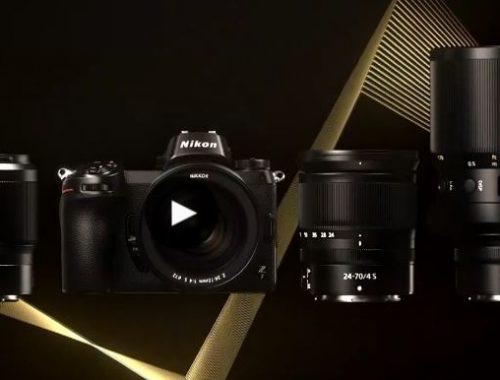 Nikon Z system info / test videoer…..  OPPDATERES!!!