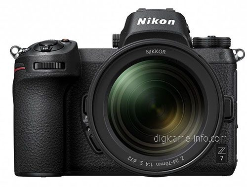 NYE bilder som er lekket av Nikon Z6 and Nikon Z7