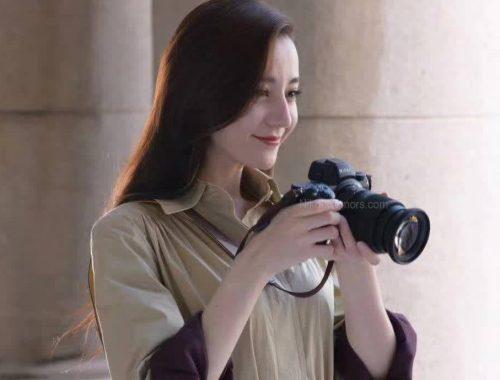 Nytt bilde av Nikons speiløse kamera