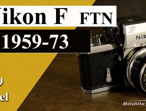 Nikon F videoer