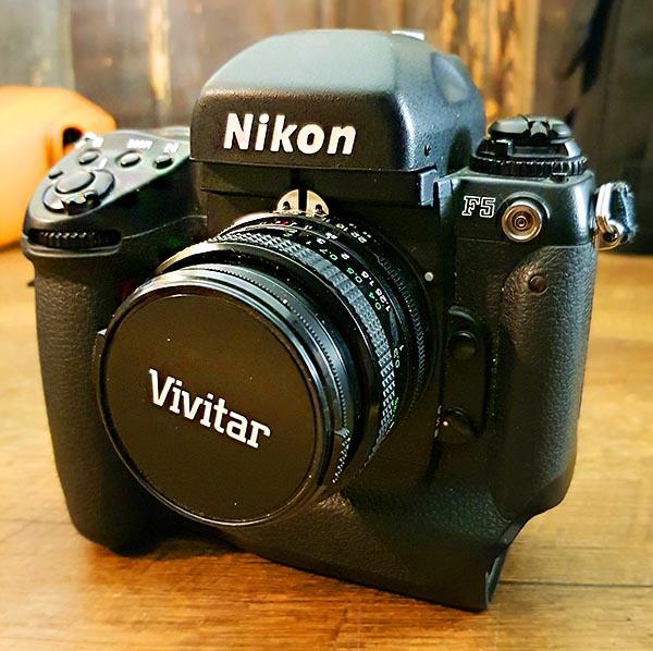 Mine Nikon røtter